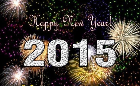 Cartes de voeux 2015 bonne annee 2015